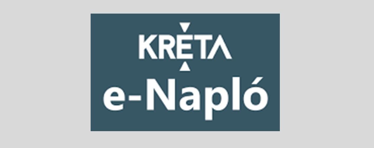 KRÉTA ELEKTRONIKUS NAPLÓ